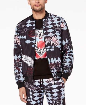 Versace Men's Printed Jacket