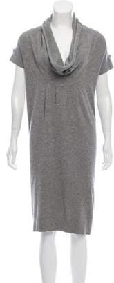 Fabiana Filippi Knit Knee-Length Dress