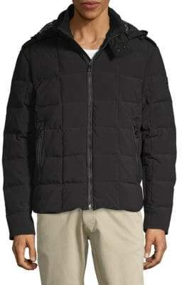 Tumi Classic Quilted Down Jacket
