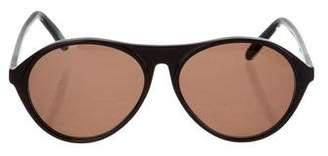 Maison Margiela Tinted Round Sunglasses