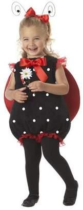 California Costumes Lil' Lady Bug Romper