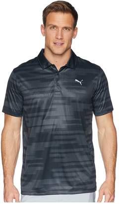 Puma PWRCOOL Blur Polo Men's Short Sleeve Pullover