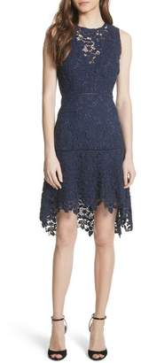 Joie Bridley Lace A-Line Dress