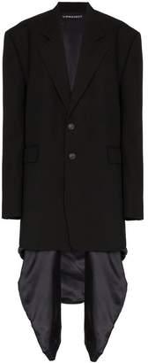 Y/Project Y / Project oversized pocket blazer