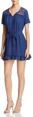 Finn & Grace Lace Yoke Peasant Dress - 100% Exclusive $88 thestylecure.com