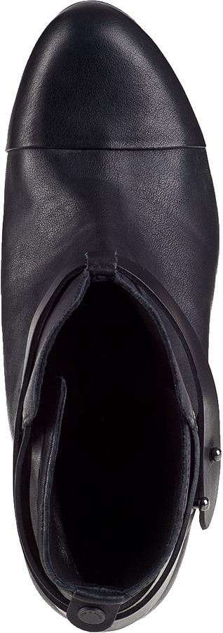 Rag and Bone Harrow Ankle Boot Black Leather