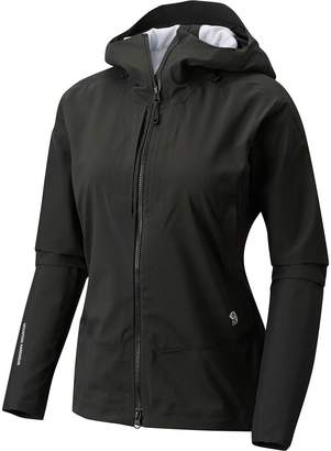 Mountain Hardwear Touren Hooded Jacket - Women's