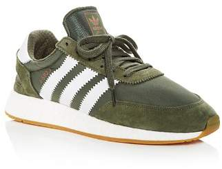 adidas Men's Iniki Runner Lace Up Sneakers