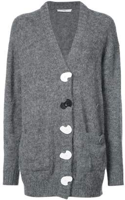 Tibi oversized v-neck cardigan