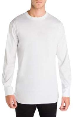 DSQUARED2 Popline Long-Sleeve Top