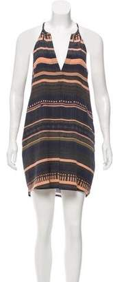 3.1 Phillip Lim Silk Sleeveless Mini Dress