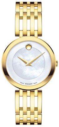 Women's Movado 'Esperanza' Bracelet Watch, 28Mm $1,295 thestylecure.com