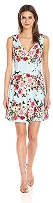 Jessica Simpson Women's Fit and Flare Dress