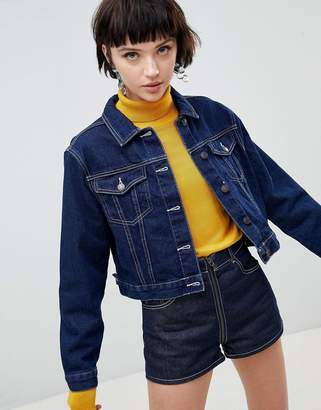 New Look Rinse Denim Jacket