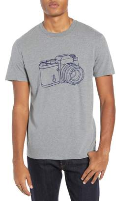 French Connection Camera Regular Fit Cotton T-Shirt