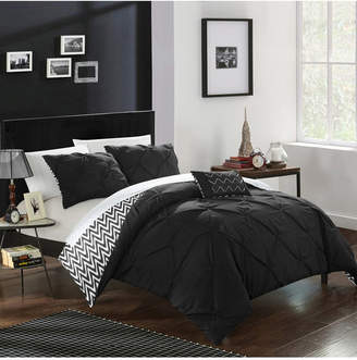Chic Home Jacky 3-Pc Twin Comforter Set Bedding