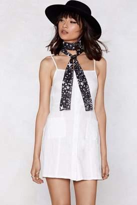 Nasty Gal One Week Last Summer Linen Dress