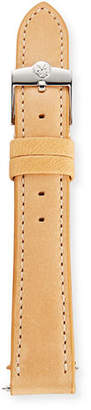 Shinola Gomelsky by Gomelsky Q Leather Watch Strap