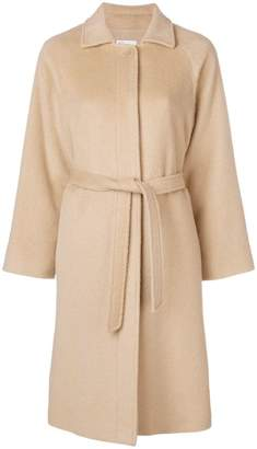 RED Valentino belted single-breasted coat