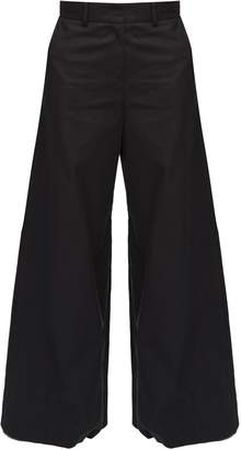 French Connection Ria Cotton Flared Trousers