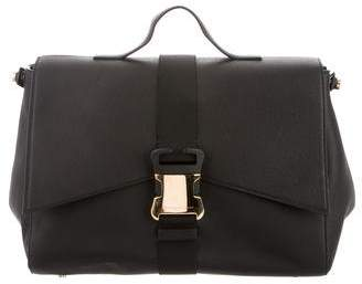 Christopher Kane Safety Buckle Satchel w/ Tags