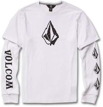 Volcom West Layered Long Sleeve T-Shirt