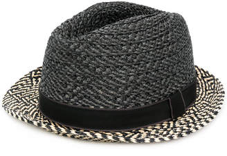 Paul Smith embroidered bowler hat