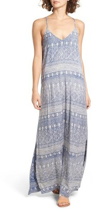 Roxy Bentota Breeze Maxi Dress $59.50 thestylecure.com