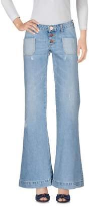One Teaspoon ONE x ONETEASPOON Denim trousers