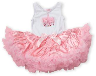 Popatu Infant Girls) Birthday Tutu Dress