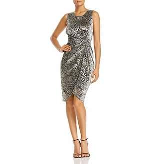 T Tahari Women's Metallic Bellini Dress