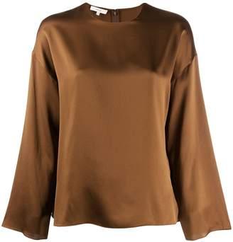 Vince plain blouse