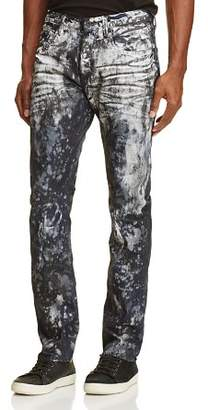 PRPS Goods & Co. Outer Space Slim Fit Jeans in Black