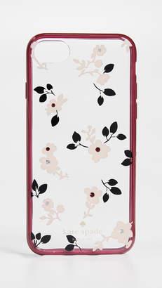 Kate Spade Jeweled Camellia iPhone 7 / iPhone 8 Case