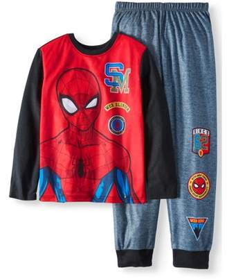 Spiderman Fleece 2 Piece Pajama Sleep Set (Little Boy & Big Boy)