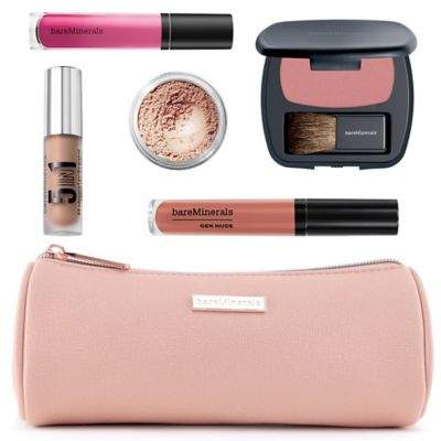Bareminerals bareMinerals Desk to Dinner Full Face Kit