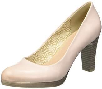Bata Women's 7245948 High-Heeled Shoes Pink Size: