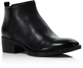 Kenneth Cole Levon Low Heel Booties $140 thestylecure.com