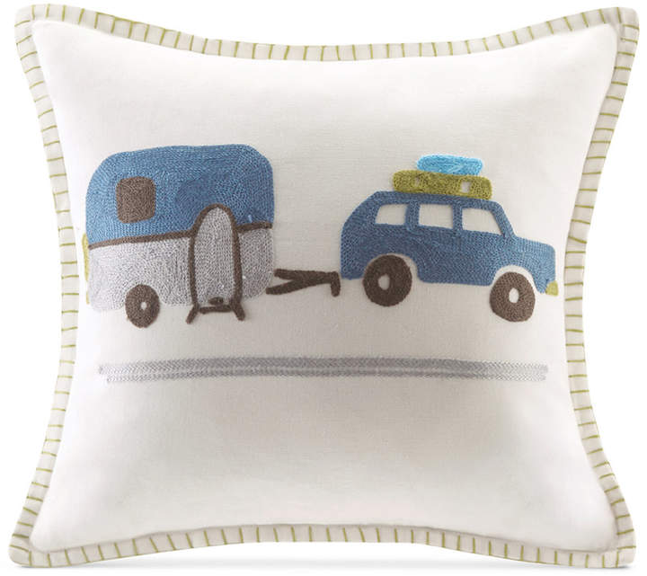 Ink+ivy Ink+Ivy Kids' Road Trip Embroidered 16