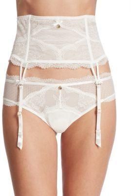 ChantelleChantelle Presage Lace Garter Belt