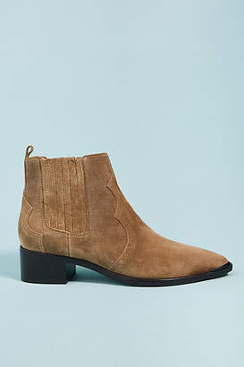 Marc Fisher Yohani Suede Booties