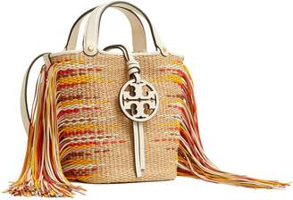 Miller Fringe Mini Bucket Bag