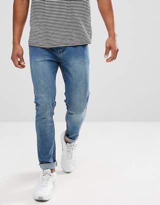Dead Vintage Skinny Jeans in Light Wash