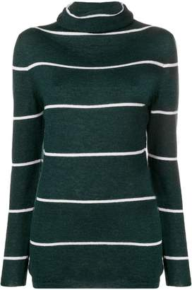 Les Copains striped sweater