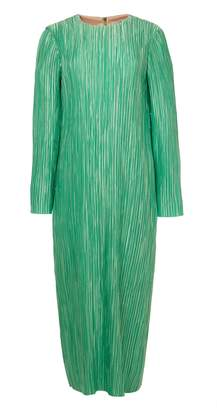 Tibi Plisse Dress