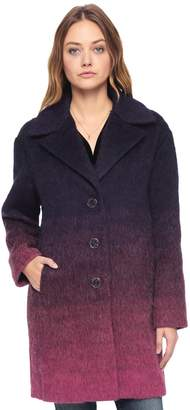 Juicy Couture Ombre Wooly Coat
