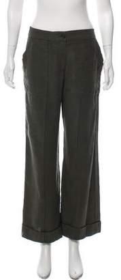 Raquel Allegra Crop Flare Trouser w/ Tags