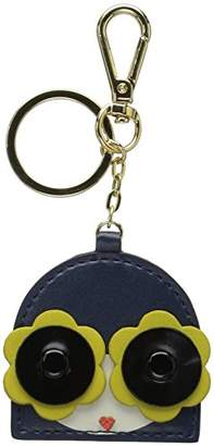 Orla Kiely Applique Face Keyring
