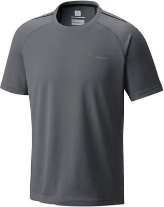 Columbia Titan Trail Short-Sleeve Shirt - Men's