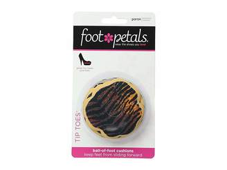 Foot Petals Tip Toes 3-Pack Safari